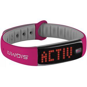 Sigma Fitness náramek Activo Pink