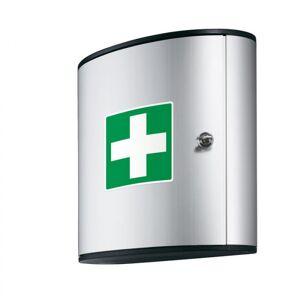 B2B Partner Hliníková nástěnná lékárnička s náplní din 13157