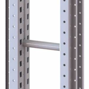 META Distanční kusy pro spojování regálových řad, 200 mm