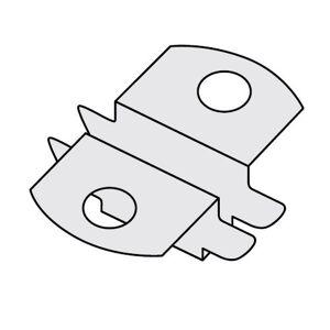 Element System Montážní úchytka pro nosníky typu u, oboustranná