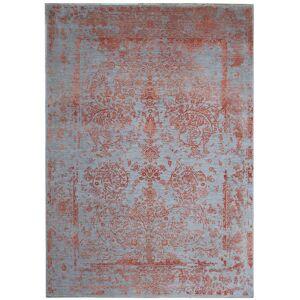 Diamond Carpets koberce Ručně vázaný kusový koberec Diamond DC-JK ROUND Silver/orange - 365x550 cm
