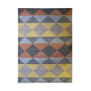 KUDOS Textiles Pvt. Ltd. Ručně tkaný kusový koberec Rainbow Falls - 160x230 cm