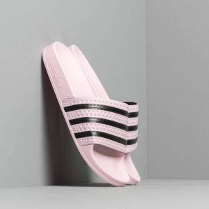 Adidas Adilette W Clear Pink/ Clear Pink/ Core Black