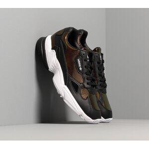 Adidas Falcon W Core Black/ Ftw White/ Mystery Ruby
