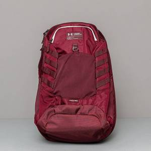 Under Armour Backpack Hudson Red
