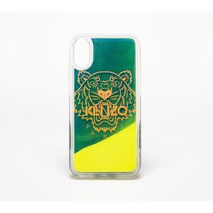 Kenzo iPhone X/Xs Glow in Dark Tiger Case Lemon