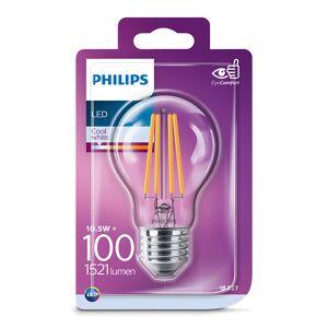 Philips LED Classic 11W/100W E27 CW CL A67 ND neutrální bílé světlo (4000K)