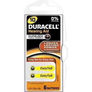Duracell Baterie 10 DURACELL 6ks (blistr)