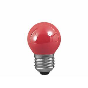 Paulmann Paulmann E27 kapka 25W pro světelný řetěz červená