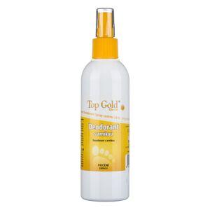 TOP GOLD, TOP GOLD Deodorant s arnikou Top Gold 010302 VTR bezbarvý