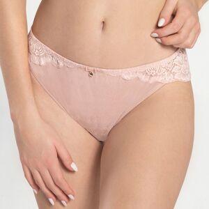Sassa Kalhotky Feminine Print klasické 42 růžová female