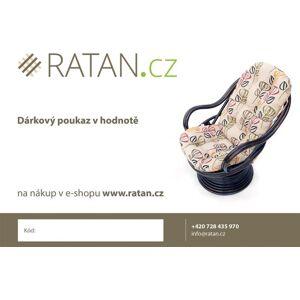 Ratan-klub Dárkový poukaz 5 000 Kč