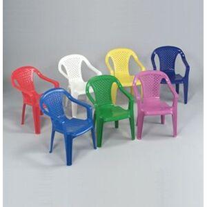 BIBL Brno sro Dětská plastová židlička Bambini