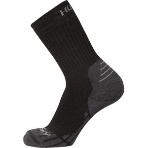 Husky  All Wool černá, L (41-44) Ponožky