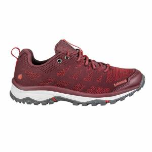 Lafuma SHIFT KNIT W UK 6,5, červená Dámské boty Lafuma