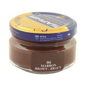 Saphir Krém na boty Saphir Beauté du Cuir Créme Surfine (50ml) - Brown