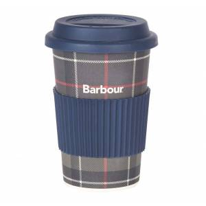 Barbour Cestovní tartanový hrnek Barbour - Classic Tartan