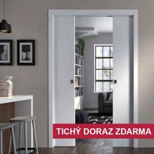 Scrigno SpA Unipersonale SCRIGNO Stavební pouzdro SCRIGNO Stech dvoukřídlé do ZDI 2000x1970 mm
