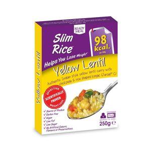 Slim Pasta Hotové jídlo Slim Rice Yellow Lentil 250 g - Slim Pasta