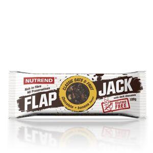Nutrend Tyčinka FlapJack 100 g - Nutrend