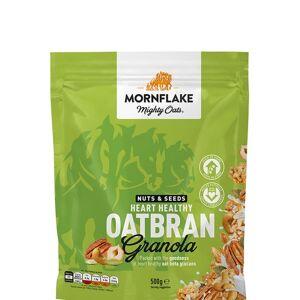 MornFlake Granola Nuts & Seeds Heart Healthy Oatbran - Mornflake
