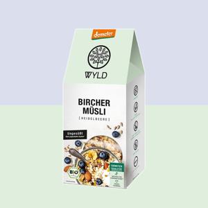 Wyld BIO Bircher Müsli - WYLD