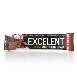 Nutrend Proteinová tyčinka Excelent 85 g - Nutrend