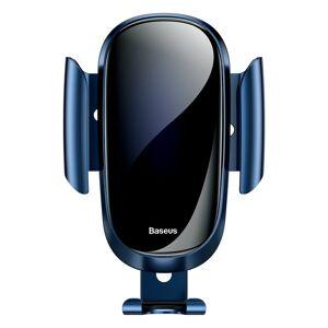 Baseus Future Gravity Car Mount Air Vent Phone Bracket Holder blue (SUYL-WL03) Ex-display