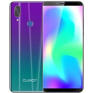 Cubot X19 gradientní fialová
