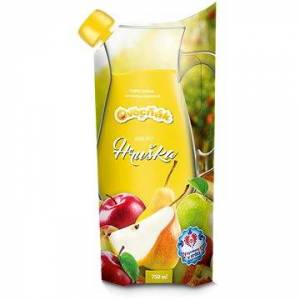 Ovocňák mošt jablko-hruška 750 ml