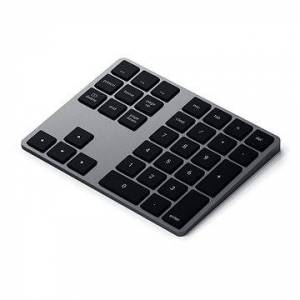 Satechi Aluminum Bluetooth Extended Keypad - Space Grey