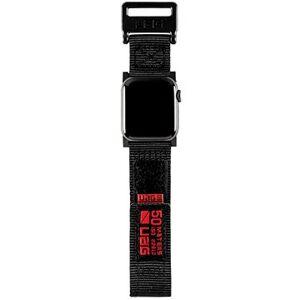UAG Active Strap Black Apple Watch 6/SE/5/4/3/2/1 44/42mm
