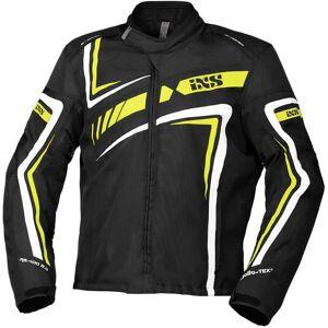 IXS Sport RS-400-ST 2.0 Textilní bunda na motocyklu L Černá žlutá