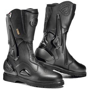 Sidi Armada Gore-Tex Crossover Motorcycle Boots Motocyklové boty 42 Černá