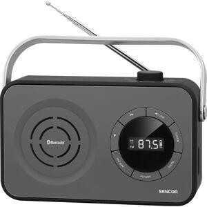 Sencor Přenosný radiopřijímač Sencor SRD 3200 B PLL
