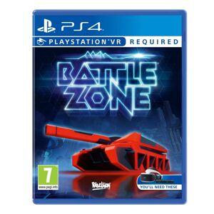 Sony PS4 VR - Battlezone VR