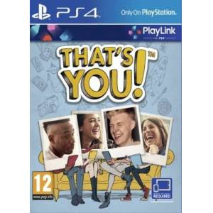Sony PS4 - That's You