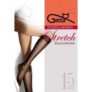 Gatta Dámské podkolenky Gatta Stretch A'2 odstín béžové univerzální