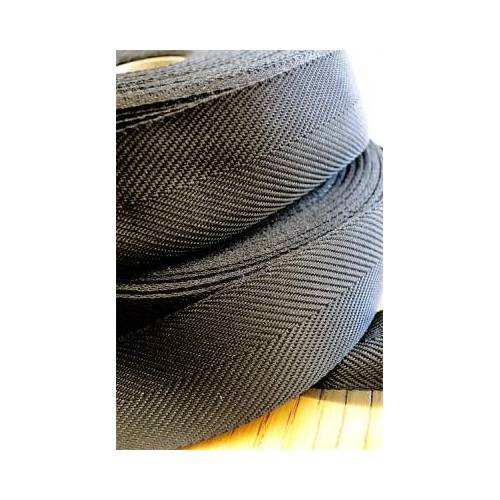 PES Gurtband 9297   1,4 mm stark   20 mm - 50 mtr. Rolle