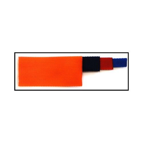 PES-Gurtband 9206   1,5 mm stark   15 mm - 50 mtr. Rolle