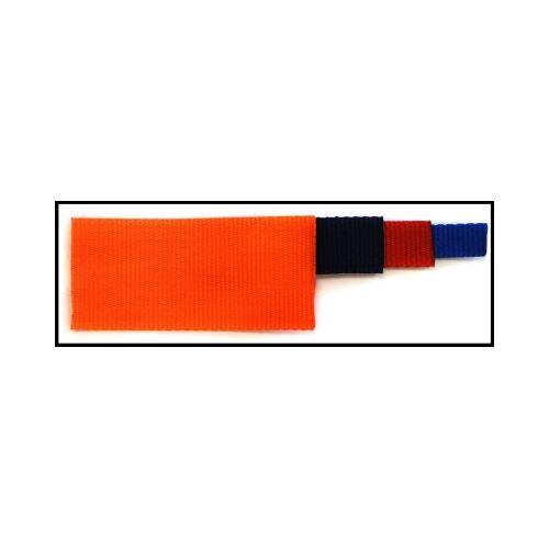 PES-Gurtband 9206   1,5 mm stark   25 mm - 50 mtr. Rolle