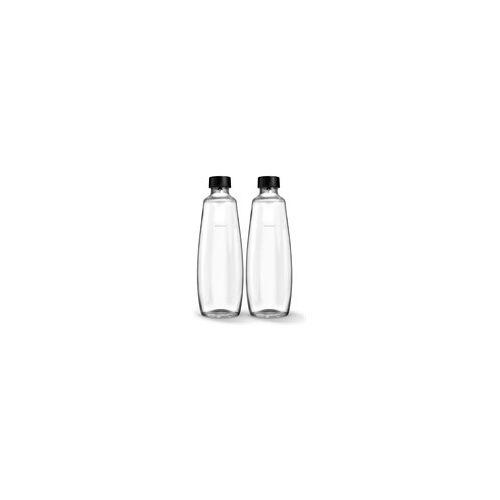 Sodastream Duo Glaskaraffe 1l 2er-Pack