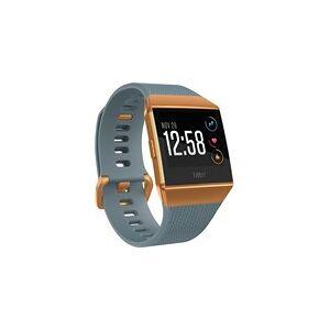 Fitbit Ionic - orange/blau