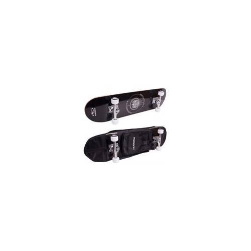 Hudora Skateboard Columbia Heights mit Rucksack