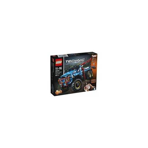 Lego Technic - Allrad-Abschleppwagen