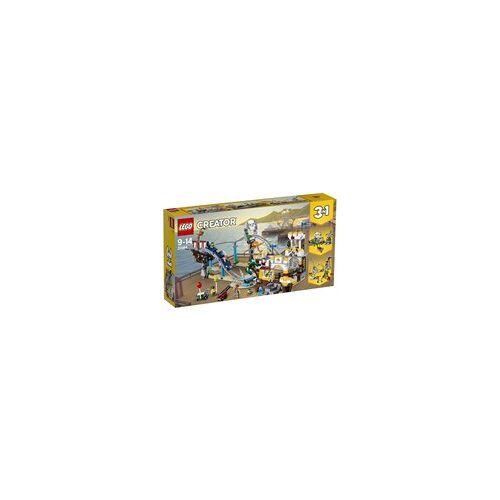 Lego Creator - Piraten-Achterbahn