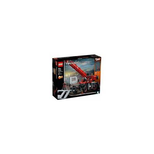 Lego Technic - Geländegängiger Kranwagen