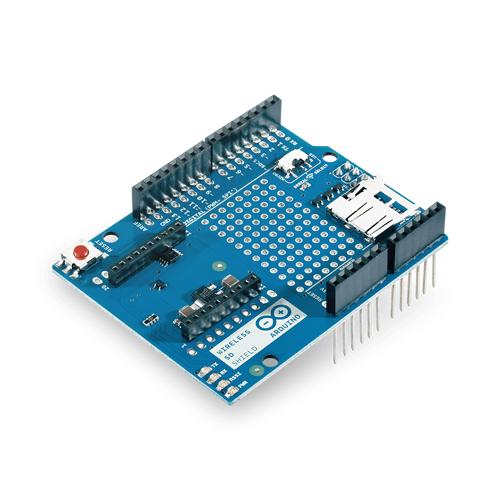 FRANZIS.de (ausgenommen sind Bücher und E-Books) Arduino Wireless SD Shield