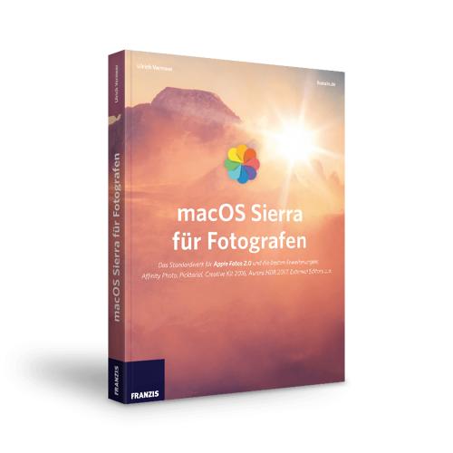 FRANZIS.de - mit Buch macOS Sierra für Fotografen