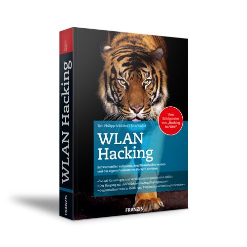 FRANZIS.de - mit Buch WLAN Hacking